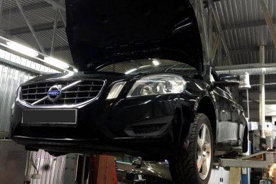 ремонт-коробки-Volvo
