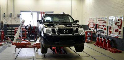 Кузовной ремонт и покраска Nissan
