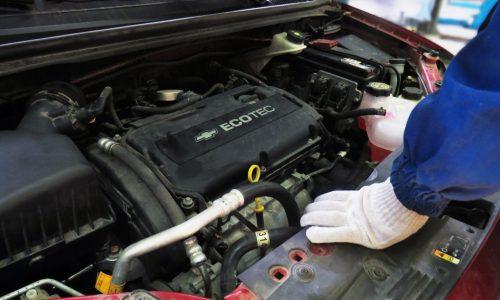 Особенности ремонта двигателя Opel