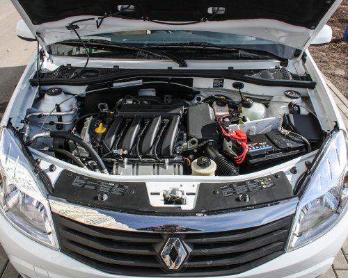 sandero-motor